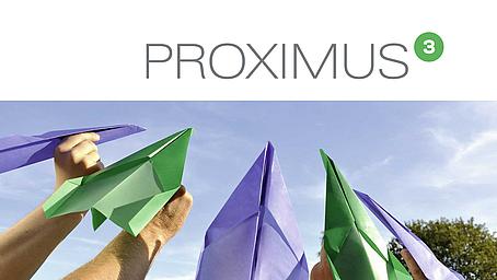Druckfrisch: PROXIMUS ist in der 2. unveränderten Auflage erschienen